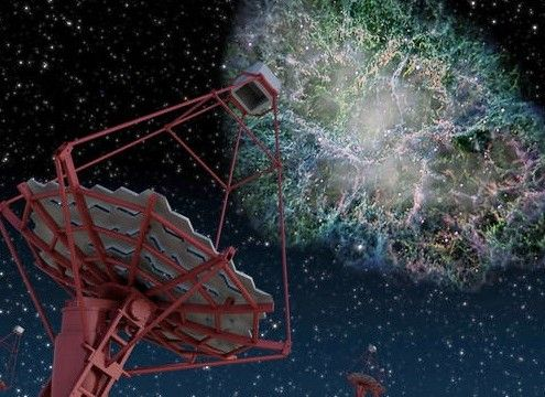 cherenkov-telescoop-lapalma