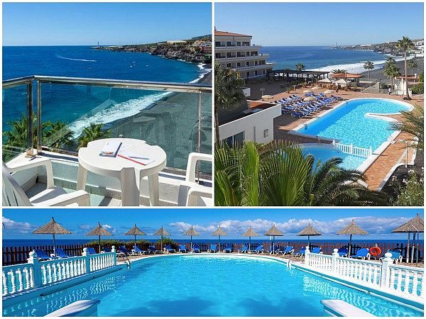 Hotel sol in puerto naos blijft in laagseizoen geopend - Sol la palma puerto naos ...