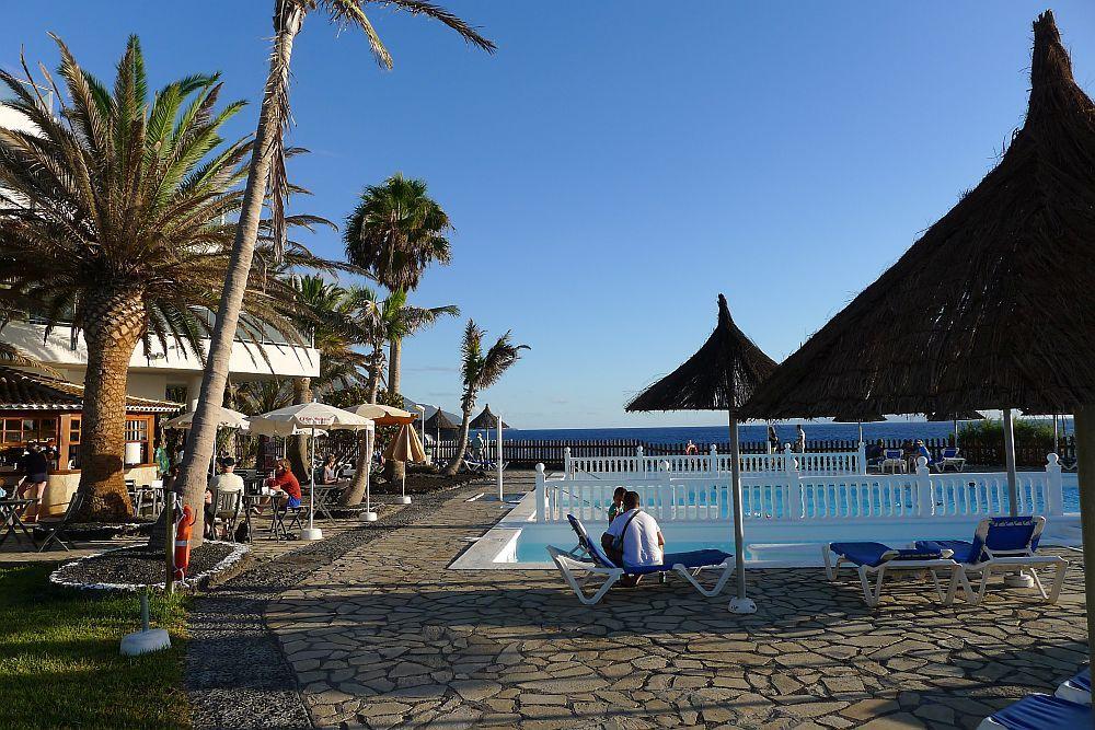 Eilandsraad la palma wil 33 nieuwe hotels en golfbanen - Hotel sol puerto naos ...