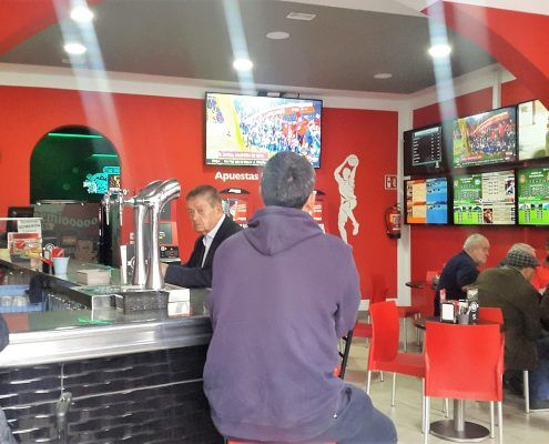 Bar Danubio Los Sauces