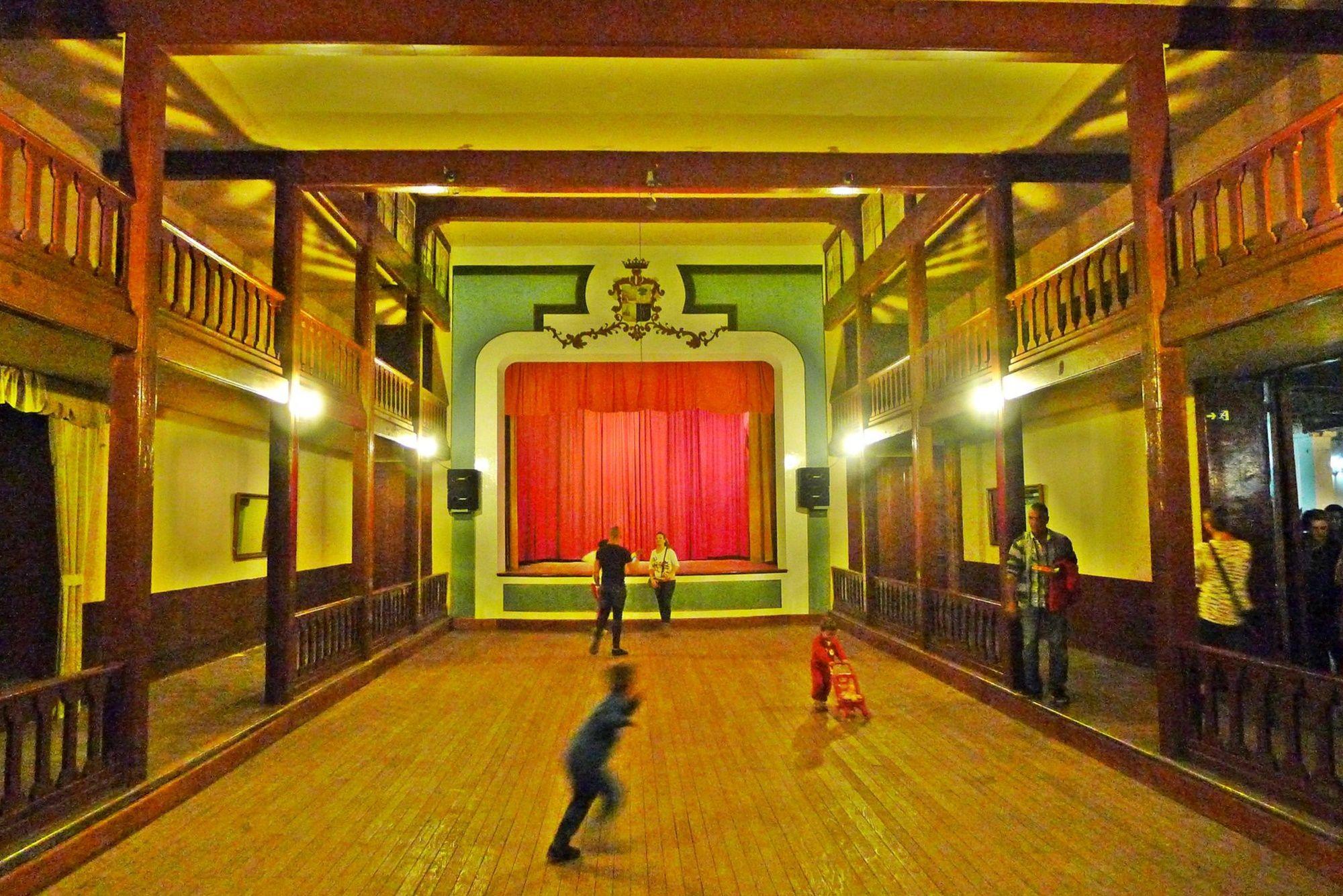 theater monterrey el paso la palma