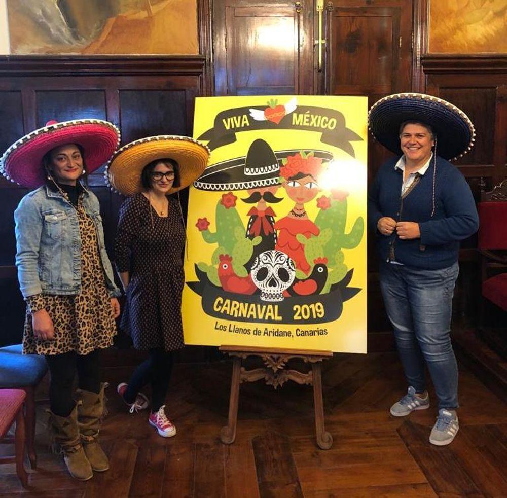 carnaval los llanos 2019