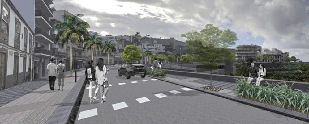 boulevard tazacorte