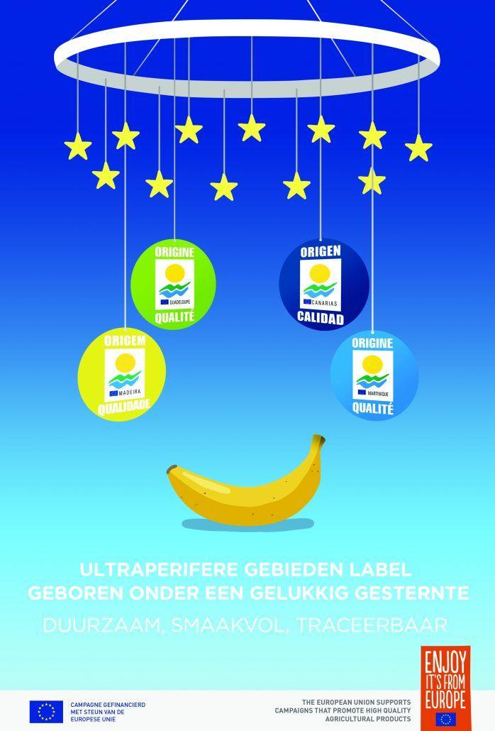 Keurmerk bananen
