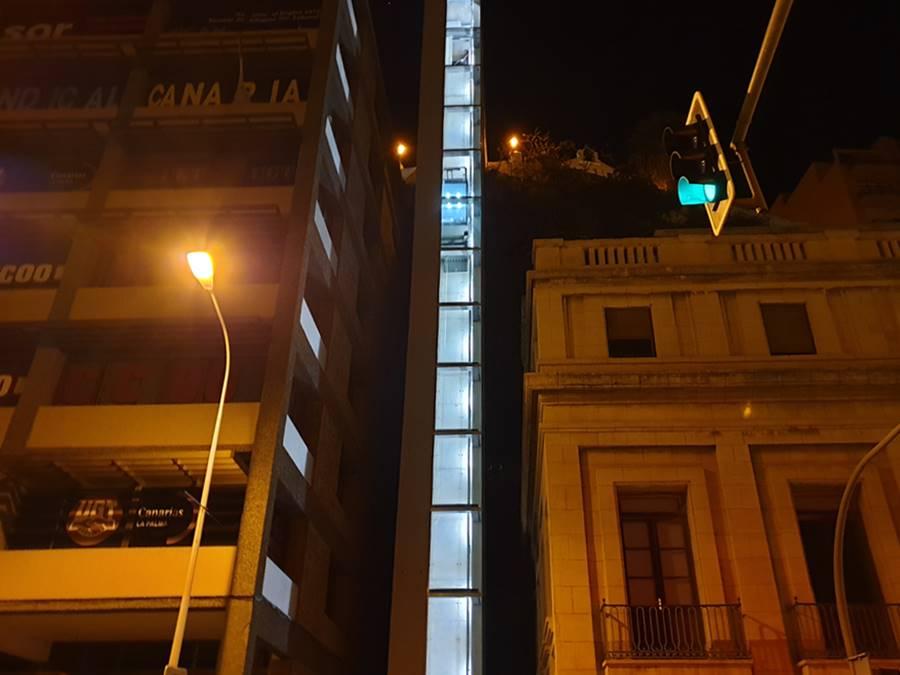 Lift Santa Cruz de La Palma